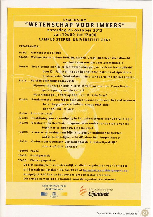 Symposium-Gent
